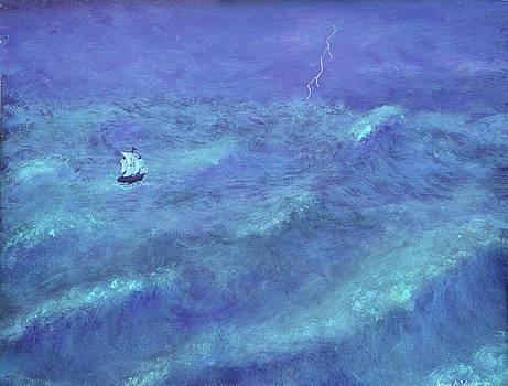 Swept Along by James Violett II