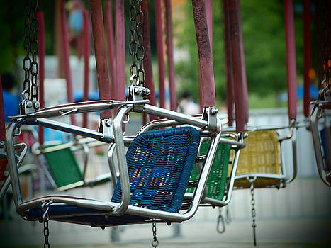 Swings by Valerie Morrison