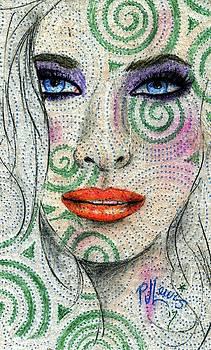 Swirl Girl by P J Lewis