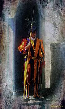 Swiss Guard , Vatican City by Brian Lukas