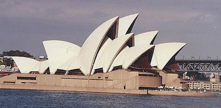 Sydney Opera House 1995 by Jay Milo