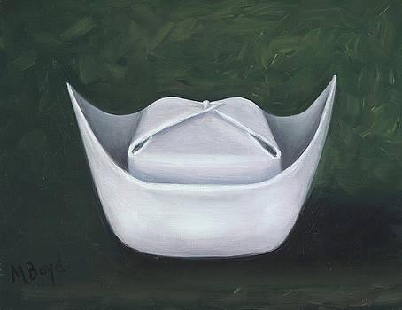 Symbol of a Proud Profession II by Marlyn Boyd