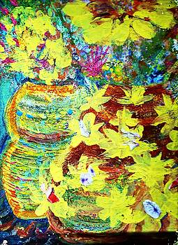 Anne-elizabeth Whiteway - Symphony of Floral Delights