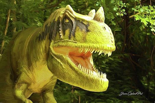 Joann Copeland-Paul - T- Rex