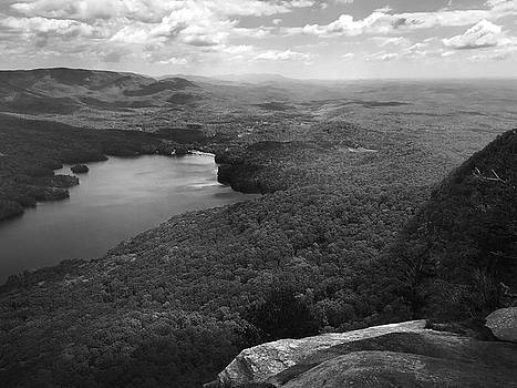 Table Rock Lake as Viewed From Table Rock Trail Overlook by Kelly Hazel