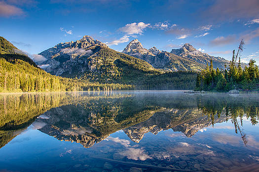 Taggart Lake by Adam Mateo Fierro