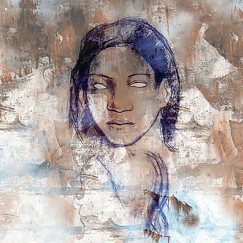 Tahitian girl by Filippo B