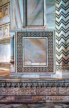 Steve Harrington - Taj Mahal Stone Work