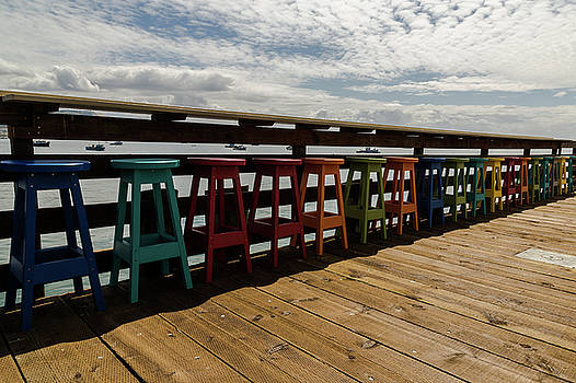 Take a Seat and Enjoy the View by John Daly