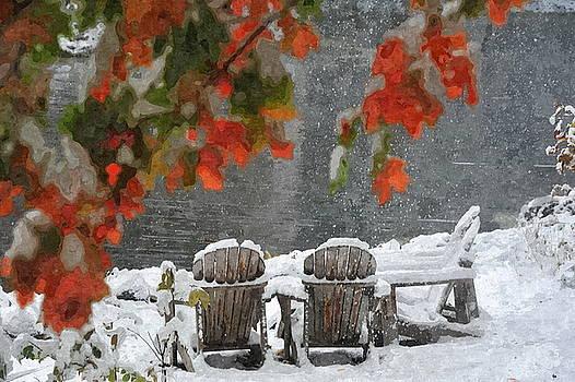 Take a Seat by Andrea Kollo