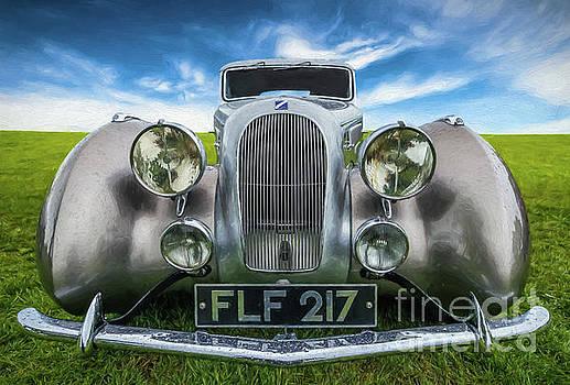 Adrian Evans - Talbot T23 Figoni et Falaschi Coupe