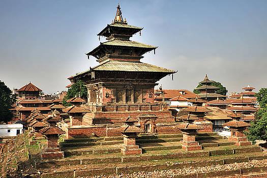 Talent Bhawani temple by Alexander Shafir