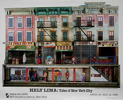 Tales of New York City by Hely Lima