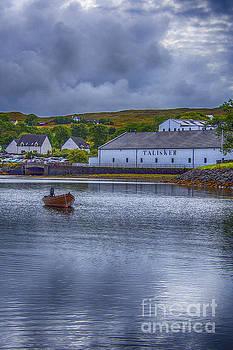 Talisker  Isle of skye by Chris Thaxter