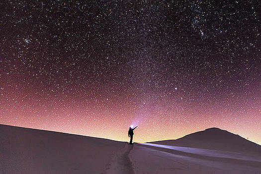 Talking To the Stars by Evgeni Dinev