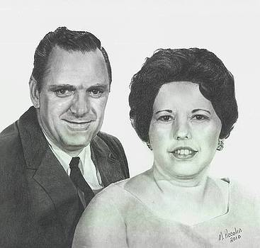 Tammy's Parents by Marlene Piccolin