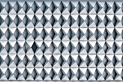 Tampa Diamonds Wall - Abstract by Chrystyne Novack