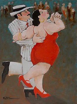 Tango Mi Amor by Carole Katchen