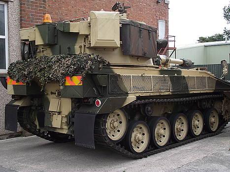Tank by Dawn Hay