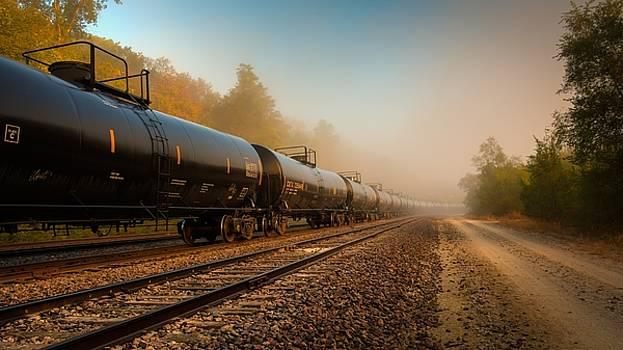 Tankers by Mark McDaniel
