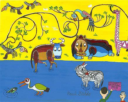 Tanzania   jul by Paul Fields