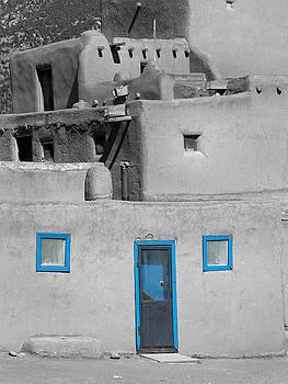 Taos Pueblo 25 by Jeff Brunton