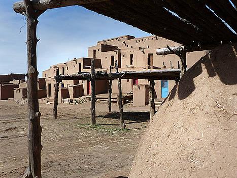 Taos Pueblo 41 by Jeff Brunton