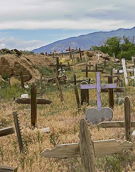 Allen Sheffield - Taos Pueblo Cemetery