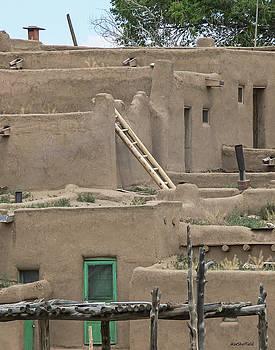 Allen Sheffield - Taos Pueblo Homes