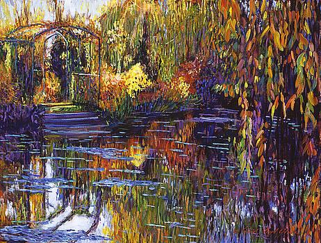 David Lloyd Glover - TAPESTRY REFLECTIONS