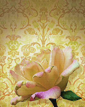 Tapestry Rose by Larry Bishop