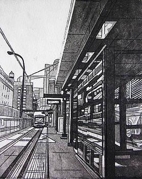 Target Station by Jude Labuszewski