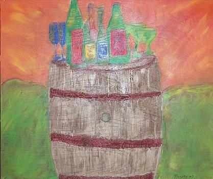Taste the Barrells Fruit by Maggie Cruser