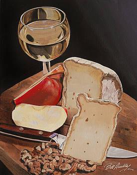 Tasty Pleasure by Bill Dunkley