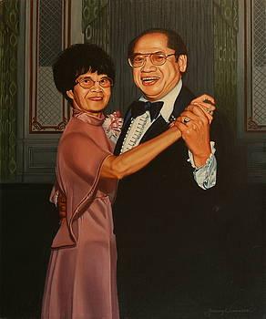 Tata and Nana by Rosencruz  Sumera