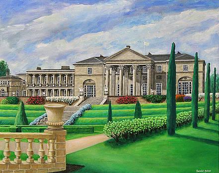 Tatton Hall - Knutsford by Ronald Haber