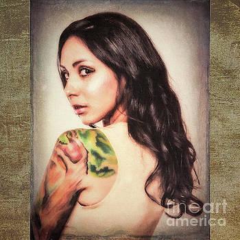 Tattooed  ... by Chuck Caramella