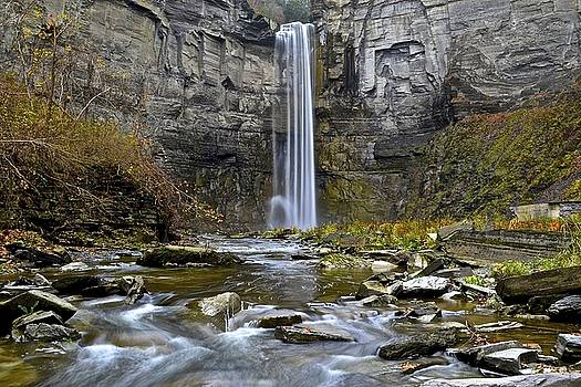 Frozen in Time Fine Art Photography - Taughannock Falls New York