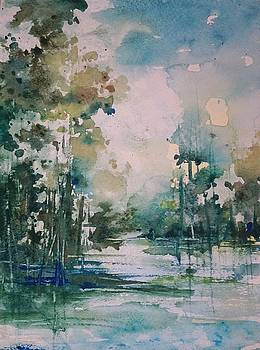 Tchefuncte River by Robin Miller-Bookhout