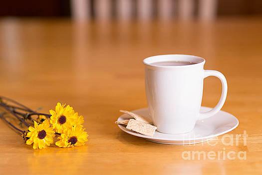 Tea and Crackers by Kelly Ann Jones