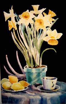 Tea and Lemons by Bill Meeker