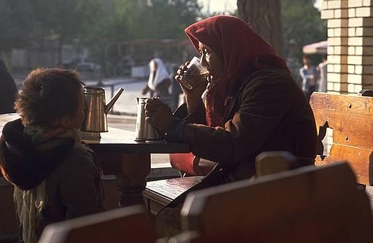 Tea in Tashkent by Travel Pics