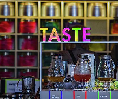 Tea Shop by Mitch Shindelbower