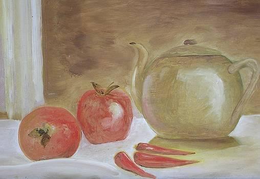 Tea Time by Gary Zimmerman