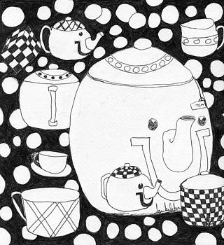 Tea Time by Lou Belcher