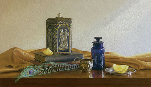 Tea with Lemon by Barbara Groff