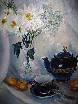 Teapot by Alisa Ivanova