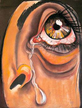 Tear by Yxia Olivares