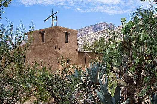 Ted DeGrazia Chapel by Tim Hightower