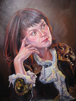 Teddy by Ekaterina Pozdniakova